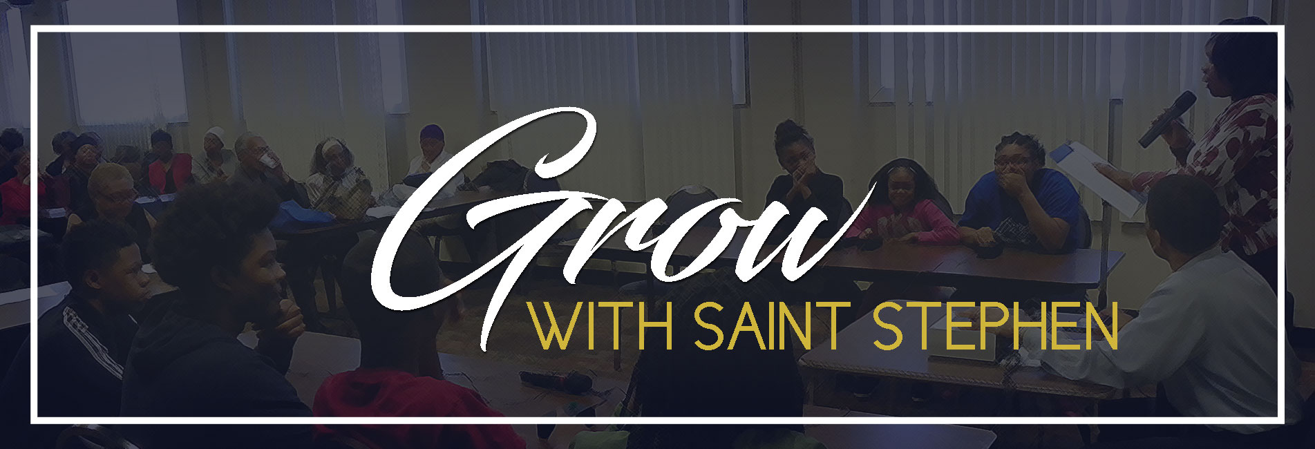 Grow with Saint Stephen